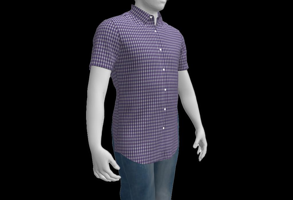 Virtual Garment Try On