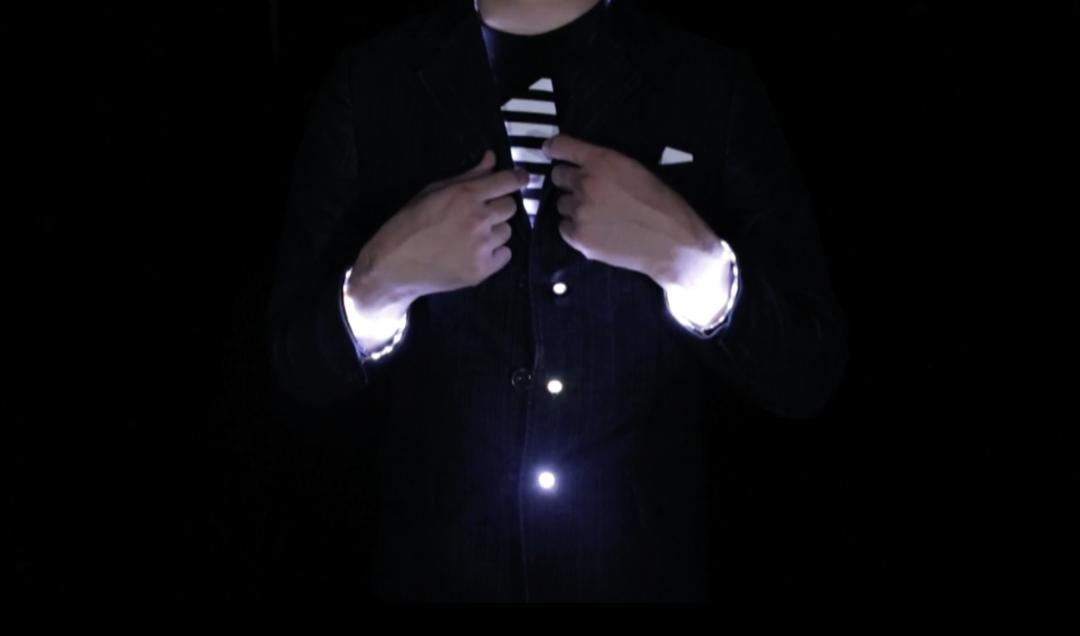 3D LED Fashion