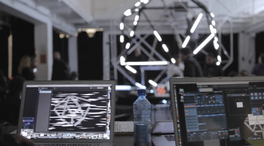 LED & Video Mapping Workshop
